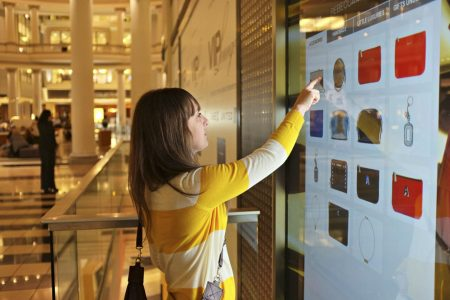Digital Signage Interactive Solution