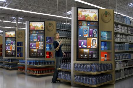 Digital Signage POP Solution
